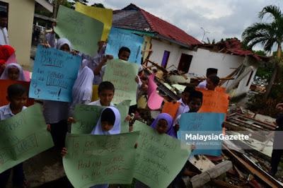 PBT Selangor roboh Sekolah Rohingya