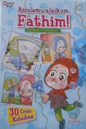 Assalamu'alaikum Fathim! Marhaban Ya Ramadhan!