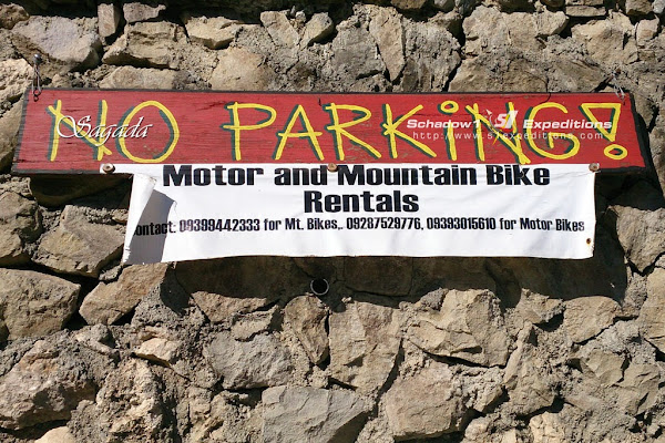 Bike Rentals - Sagada Travel Guide - Schadow1 Expeditions