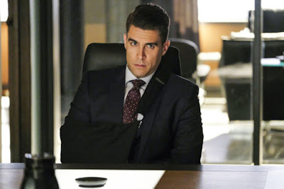 Arrow 5x18 Disbanded Adrian Chase promo pic