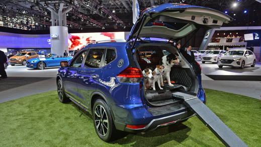 The Nissan Rogue Dogue: Your Puppy\'s New Favorite Car