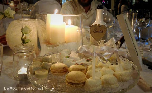 dolci cena in bianco