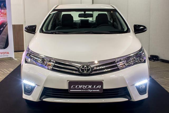 Toyota Corolla 2017 Dynamic
