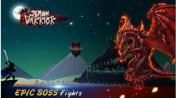 Demon Warrior V3.6 Apk Mod (Money/Free Shopping)