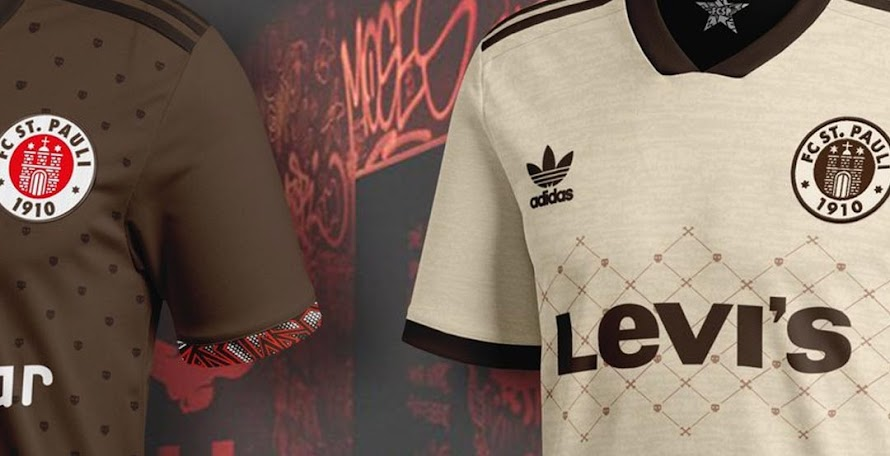 a8d90dc4bcc Awesome Adidas St. Pauli 19-20 Reversible Concept Kit By GusCamisetas