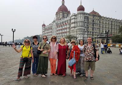 зимнее путешествие по Индии 2018