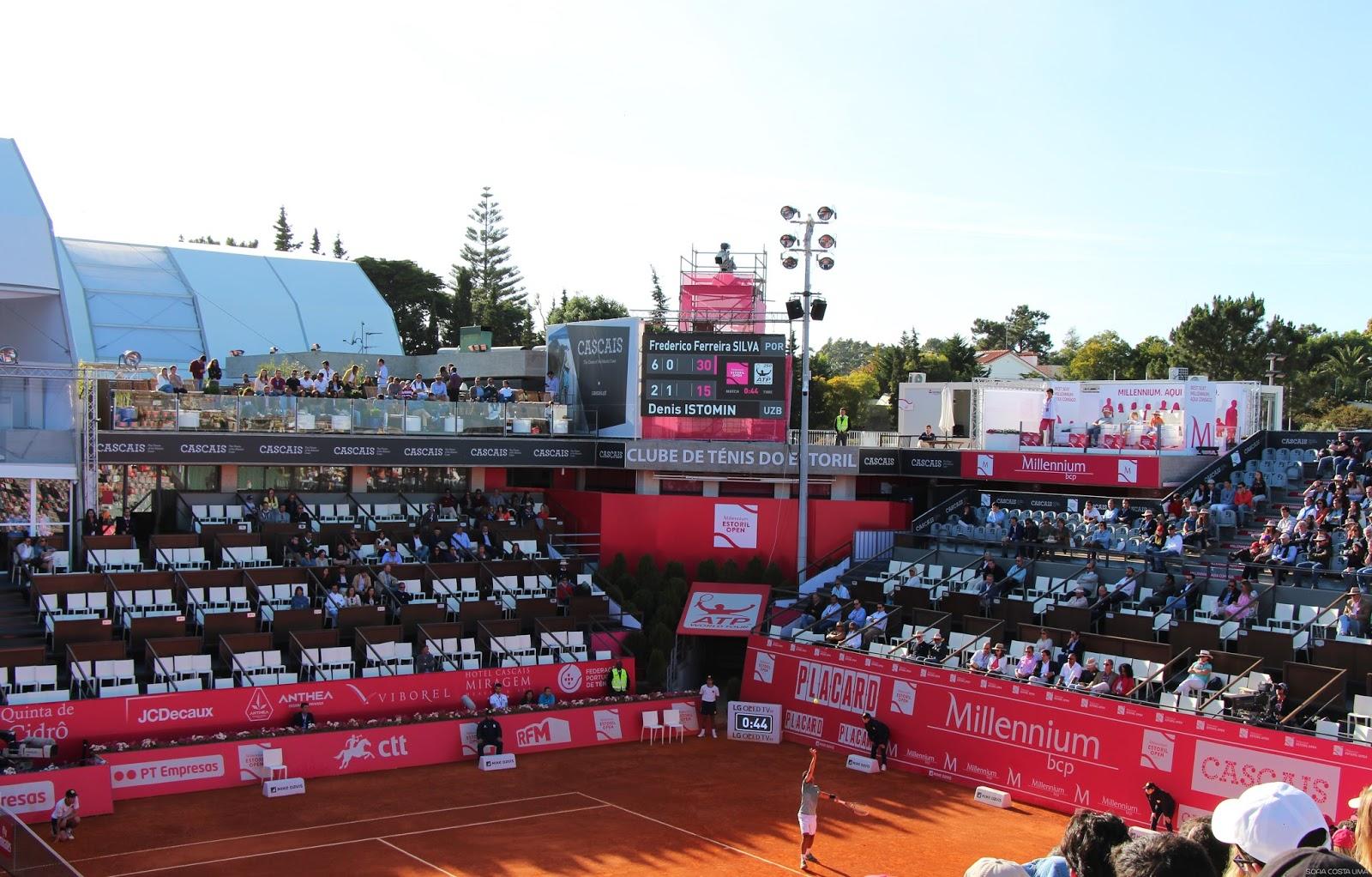 Millennium Estoril Open 2017