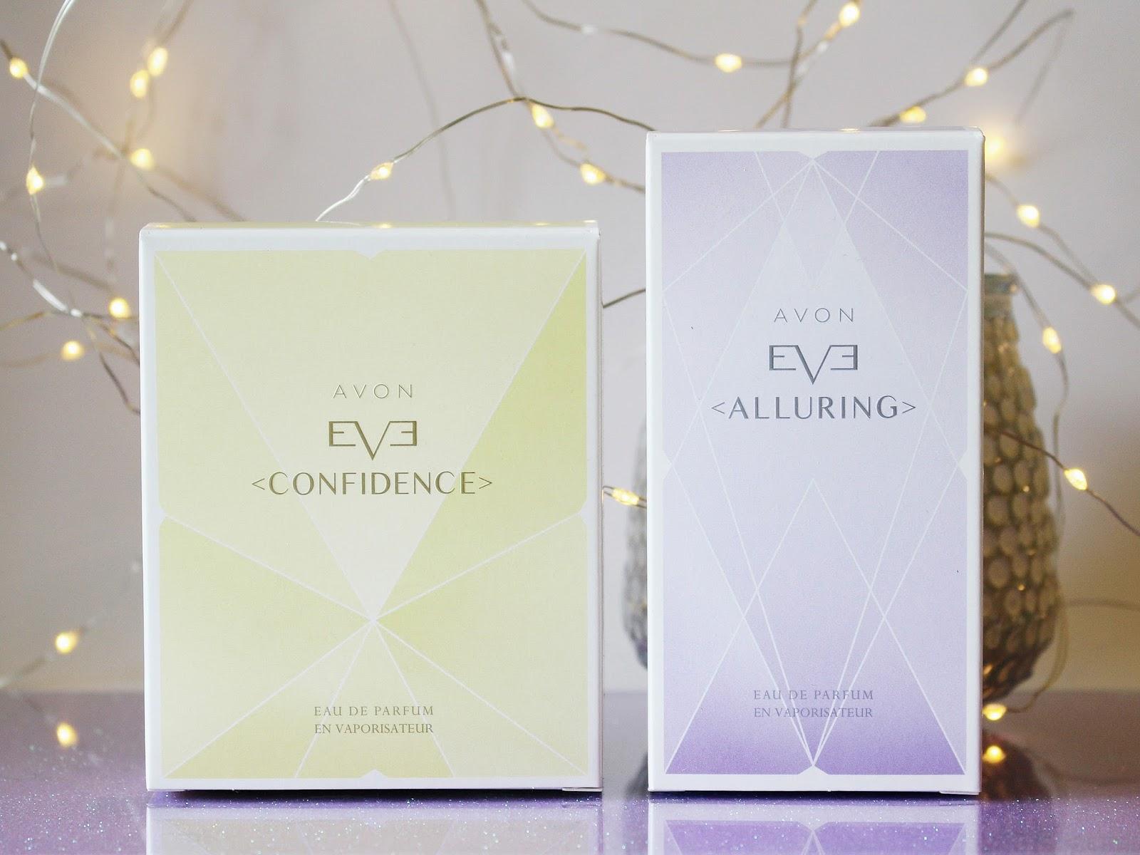 Avon Eve Alluring Confidence