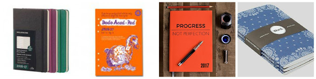 New Stationery For The New Term - back to school stationery picks from Moleskine, Dodopad, Hope House Press and Pocket Notebooks