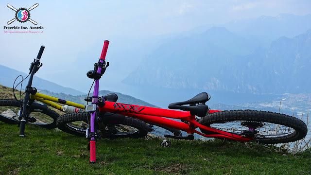 Ausgefallene Biketouren Gardasee