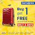 Samsonite Kuwait - Buy 1 and get 1 FREE