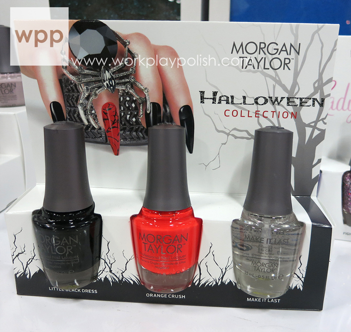 Morgan Taylor Halloween Collection