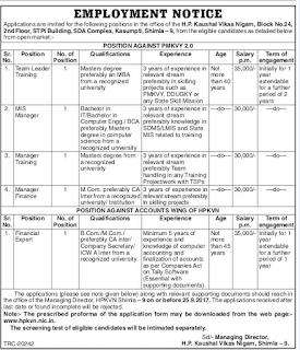 Capture  Th P Govt Job Online Form Clerk on