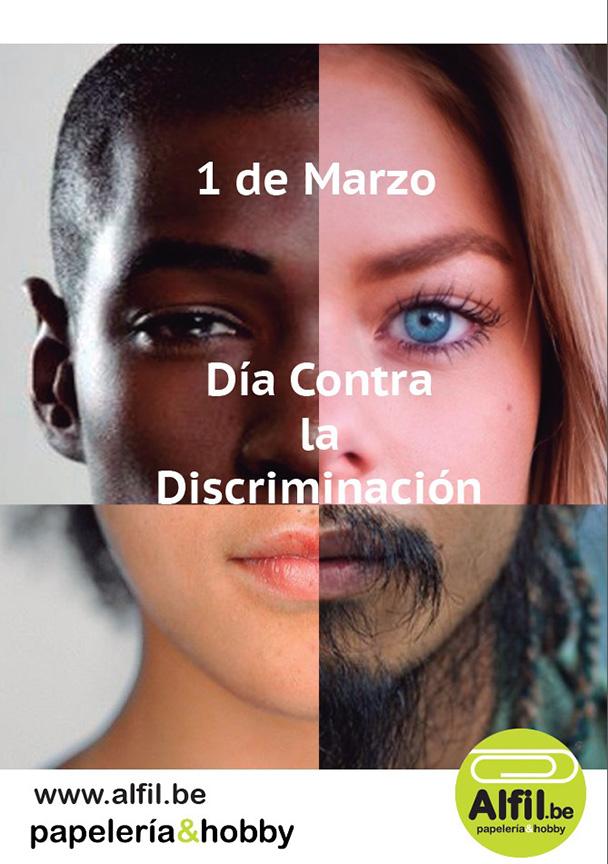 Día para la cero Discriminación 01 de Marzo