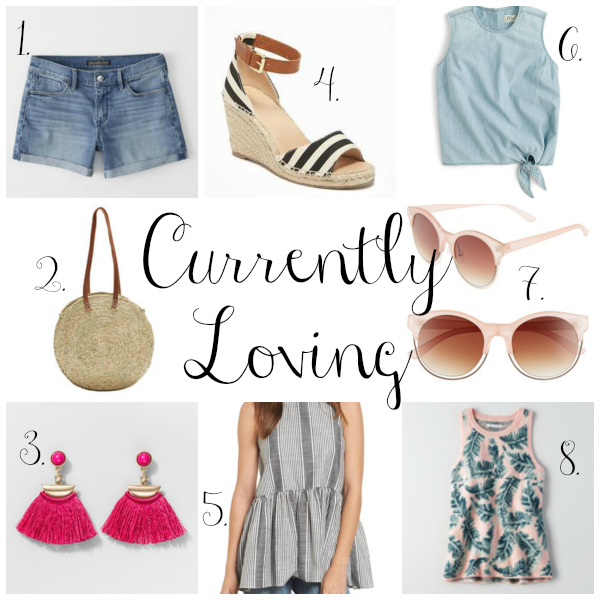 spring style, summer style, style on a budget, what i'm currently loving