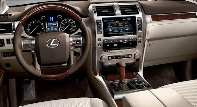 2017 Lexus GX 460 Release