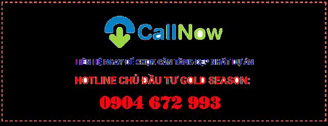 Liên hệ hotline chủ đầu tư GoldSeason