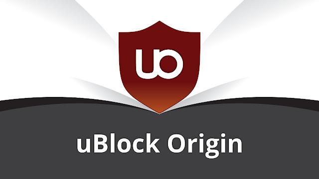 uBlock Origin extensión y olvidate de la propaganda