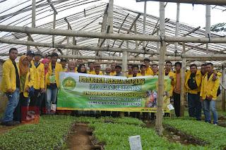 Gelar Praktik Kerja Lapang di Jawa Tengah, Faperta Unigoro Harapkan Mahasiswa Siap Jadi Pengusaha Pertanian
