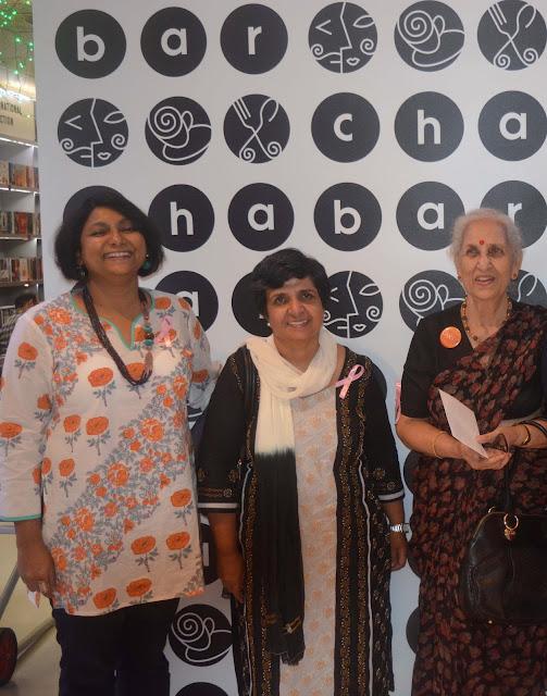 Kaanchan Bugga, Dr. Reena Sharma & Indra Jasuja
