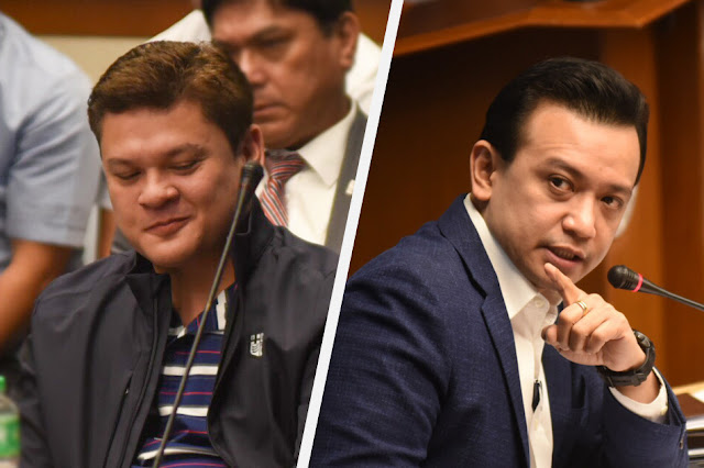 Fearless netizens react on Trillanes 'triad' accusation against Paolo Duterte