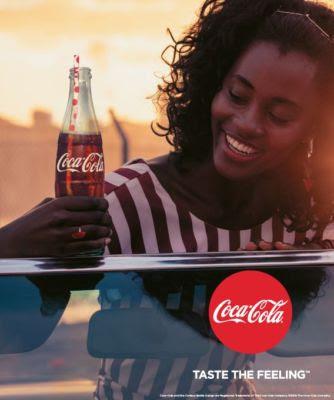 "JPEG: Coca-Cola Ft Tuface & Yemi Alade- ""Taste The Feeling"""