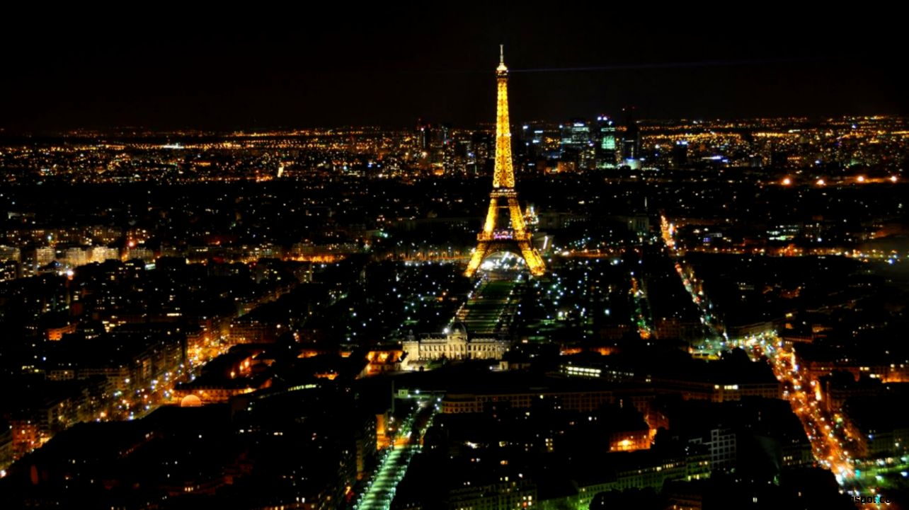 Paris Landscape Wallpaper Hd