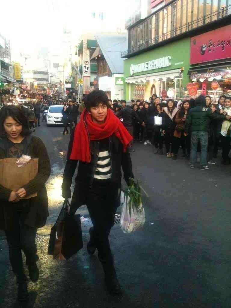 Dating for sex: lee seung gi park shin hye dating 2015