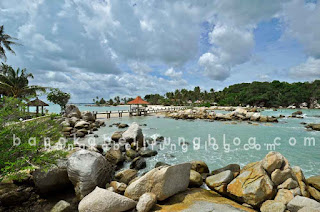 pantai parai beach resort bangka