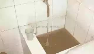 Apakah air Anda keruh seperti ini?