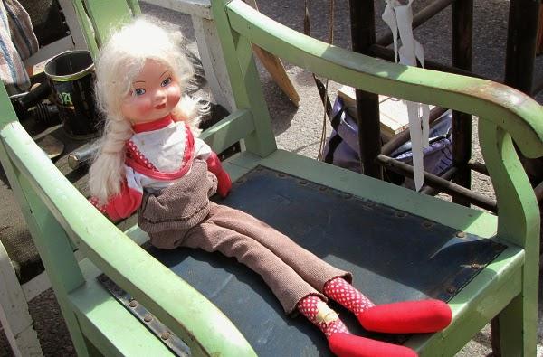 rug doll vintage