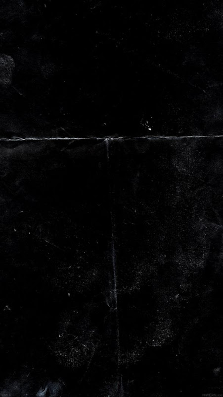 Dark Black Grunge Paper Texture Iphone 5 Wallpaper Best Hd