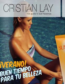 catalogo Cristian lay julio campaña 14 2016