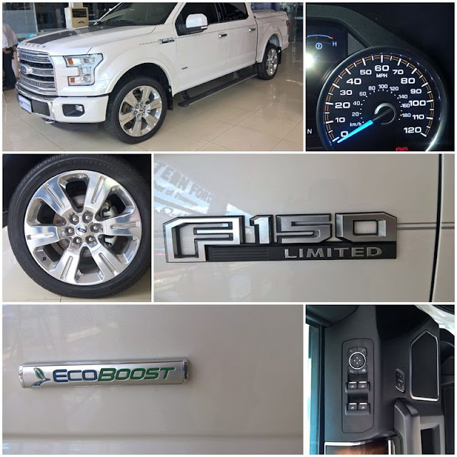 BÁN XE FORD F-150 LIMITED- 2016 (1)
