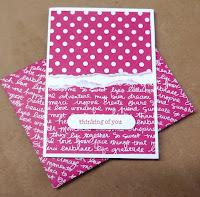 card and envelope zena kennedy independent stampin up demonstrator