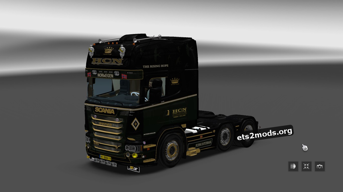 Scania R500 HCN with Schmitz Trailer [1.26]