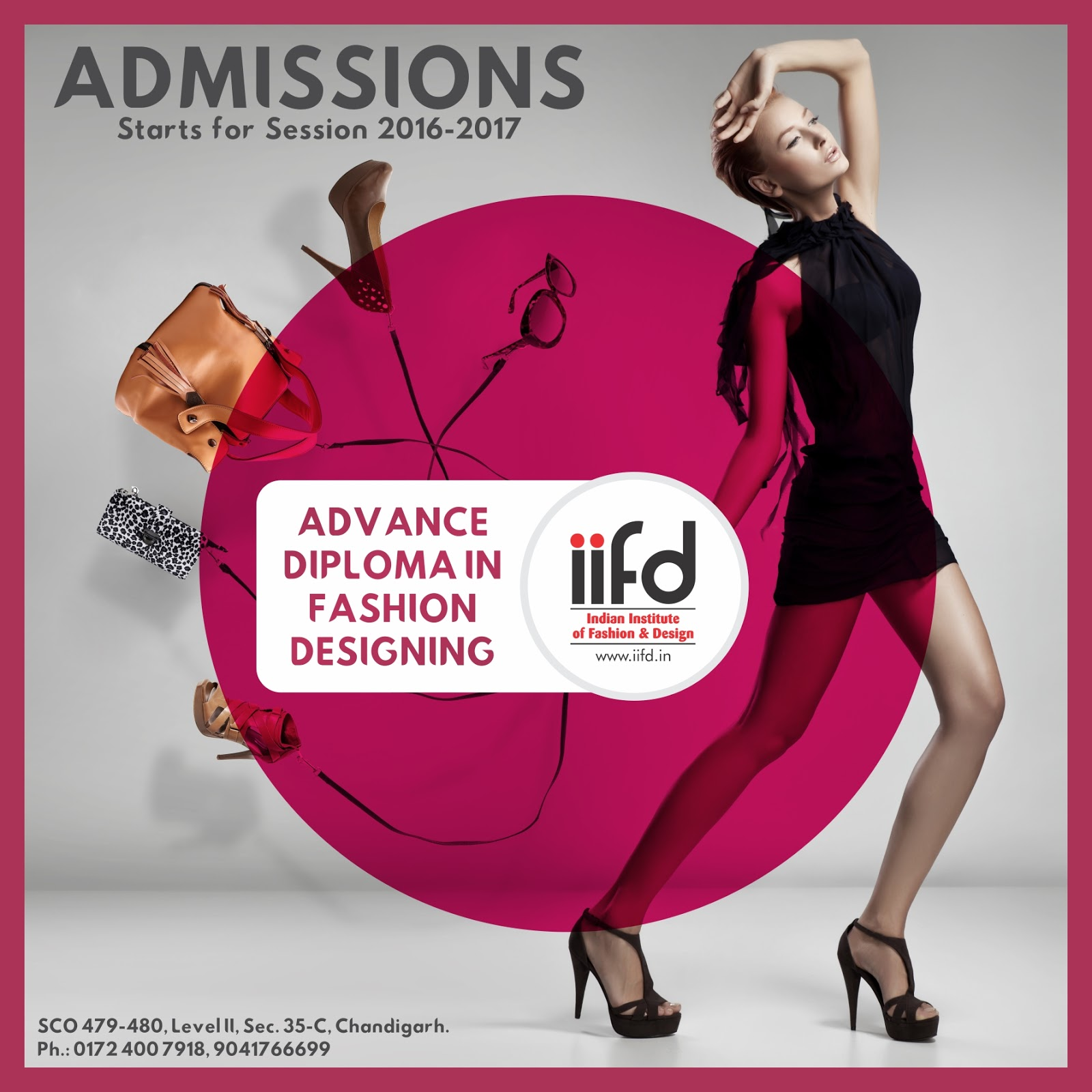 Iifd Best Fashion Designing Courses Institute In Chandigarh Punjab What You Need To Be Fashion Designer
