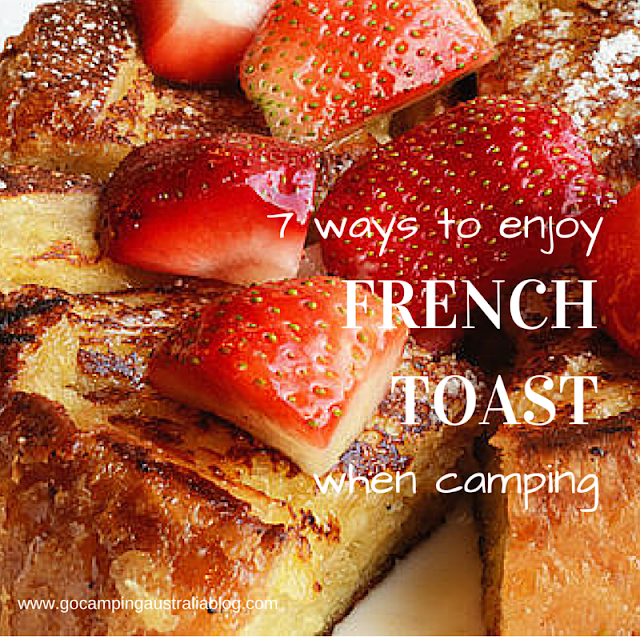 recipes for camping french toast