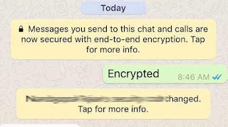 Enkripsi di Whatsapp Supaya Tidak Bisa Disadap