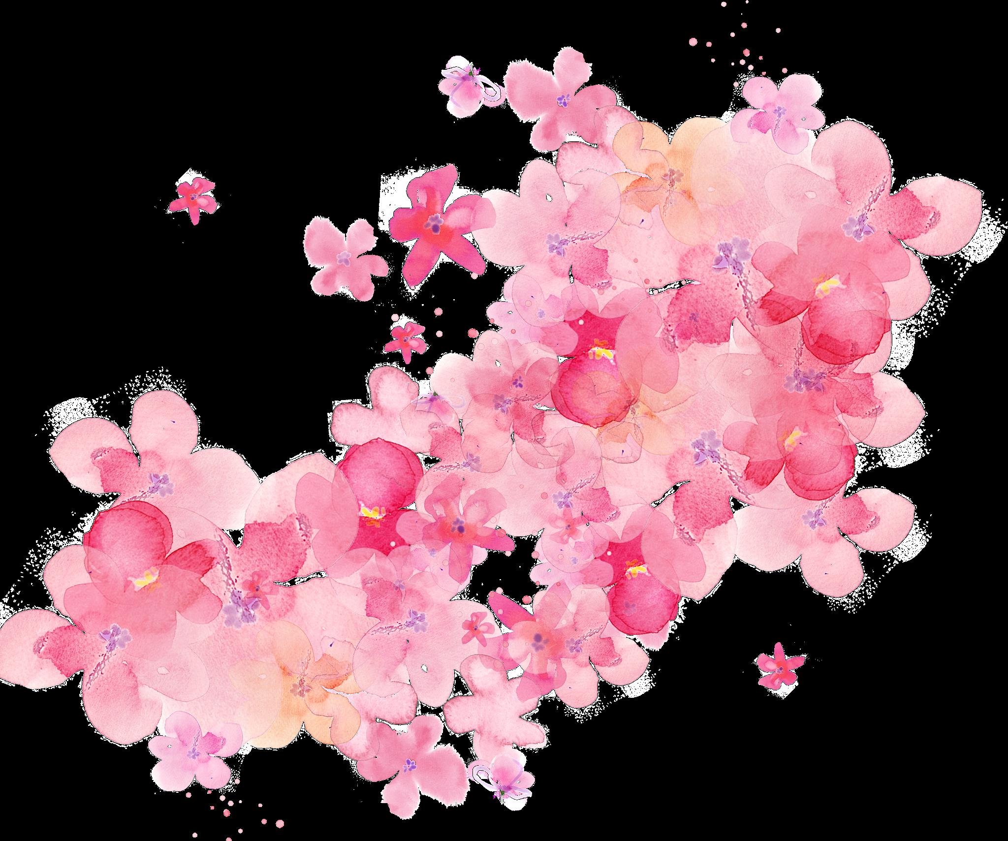 render flores