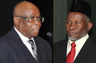 Onnoghen: Crisis Brewing As CJN Tanko's Tenure Set To Expire