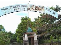 Bumi Perkemahan Karangsari Park Rembang