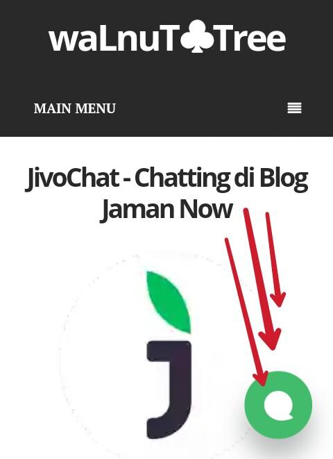 JivoChat - Chatting di Blog Jaman Now