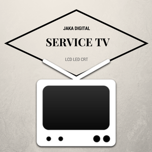 Pelayanan Jasa service Tv