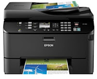 Epson WorkForce Pro WP-4530 Driver Download & Manual