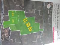 Tanah Dijual  Bekasi Untuk Bisnis Perumahan Subsidi Kota Mandiri Muktiwari 50Ha