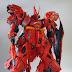 Custom Build: MG 1/100 MSN-04 Sazabi Ver. Ka [19th All Japan Ora-Zaku Championships Entry]
