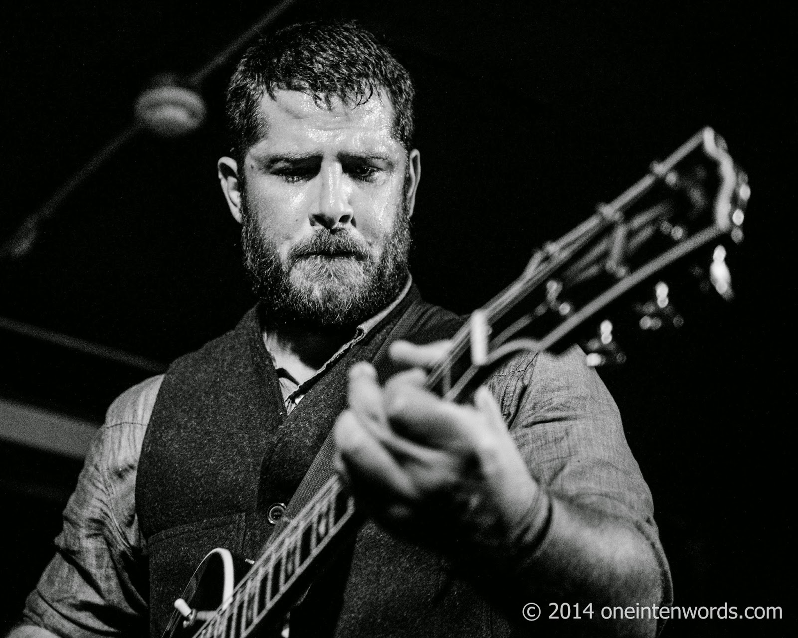 Augustines at The Garrison in Toronto October 8, 2014 Photo by John at One In Ten Words oneintenwords.com toronto indie alternative music blog concert photography pictures