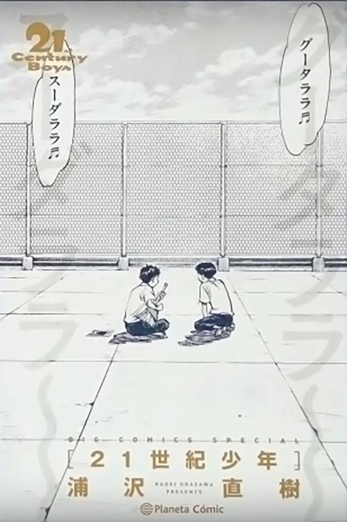 21st Century Boys manga kanzenban - Planeta Comic