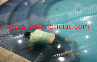 Ejecutan a un huésped en la alberca del hotel Diana Acapulco Guerrero
